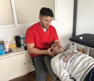 Terapia Craneo-sacral